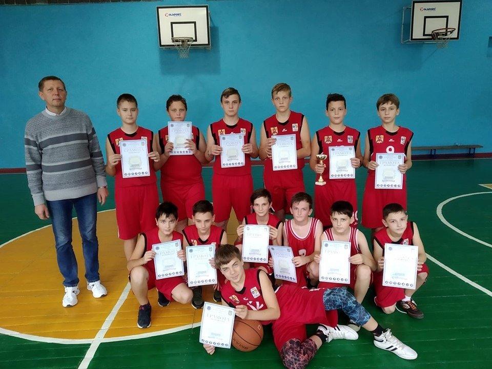 У Дружківці вихованці тренера Андрія Опаренко вибороли срібло обласного чемпіонату з баскетболу, фото-1