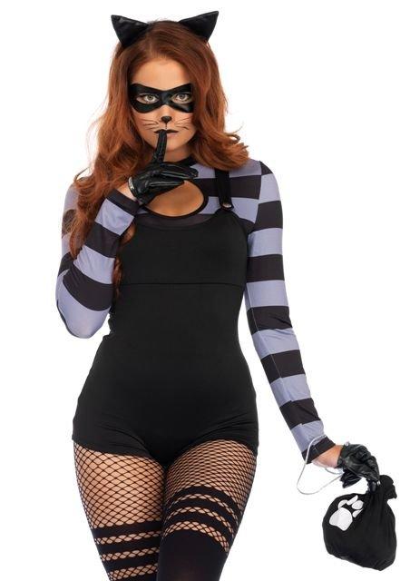 Недорого, но эффектно: как одеться на Хеллоуин без затрат, фото-5