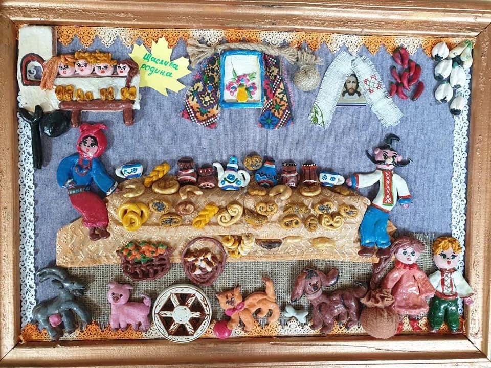 Персональна виставка творчих робіт п'ятикласниці з Дружківки відкрилася у ЦДЮТ (ФОТО) , фото-6