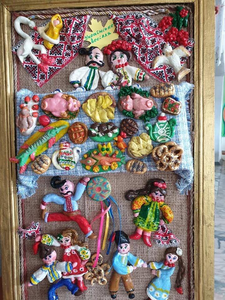 Персональна виставка творчих робіт п'ятикласниці з Дружківки відкрилася у ЦДЮТ (ФОТО) , фото-4