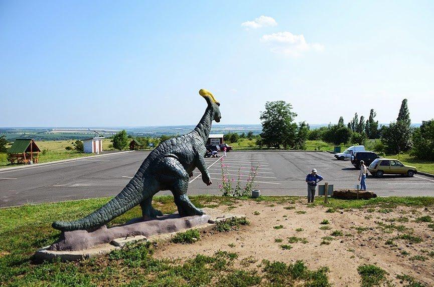 Дружковское УКС и «неправильная» дорога: От проложенной не в том месте дороги туристы в восторге, уверяют в пресс-службе парка Клебан-Бык, фото-1