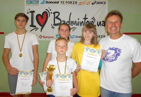 У Дружківці оголошено призерів шкільних змагань з бадмінтону «Золота осінь» (ФОТО), фото-1