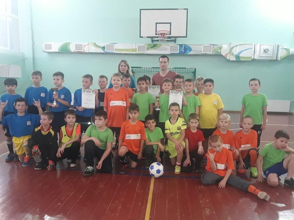 В Дружковке определились призеры городского чемпионата по футболу среди школ (ФОТО), фото-3