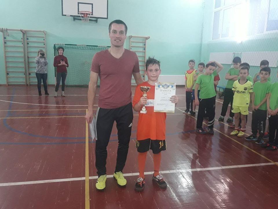 В Дружковке определились призеры городского чемпионата по футболу среди школ (ФОТО), фото-2