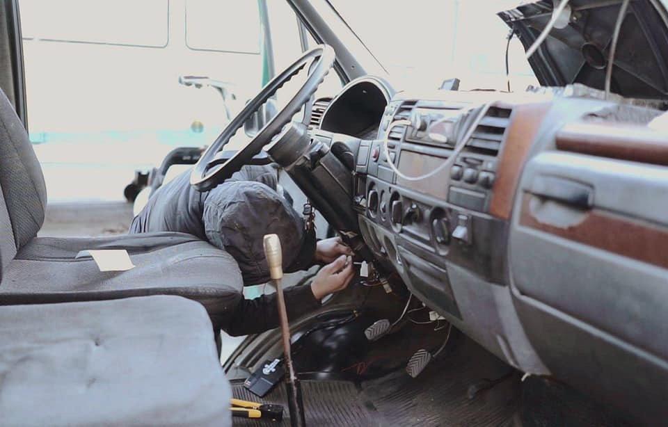 В Дружковке уже установили  GPS-трекеры на все трамваи. Заканчивают устанавливать их на автобусы, фото-3