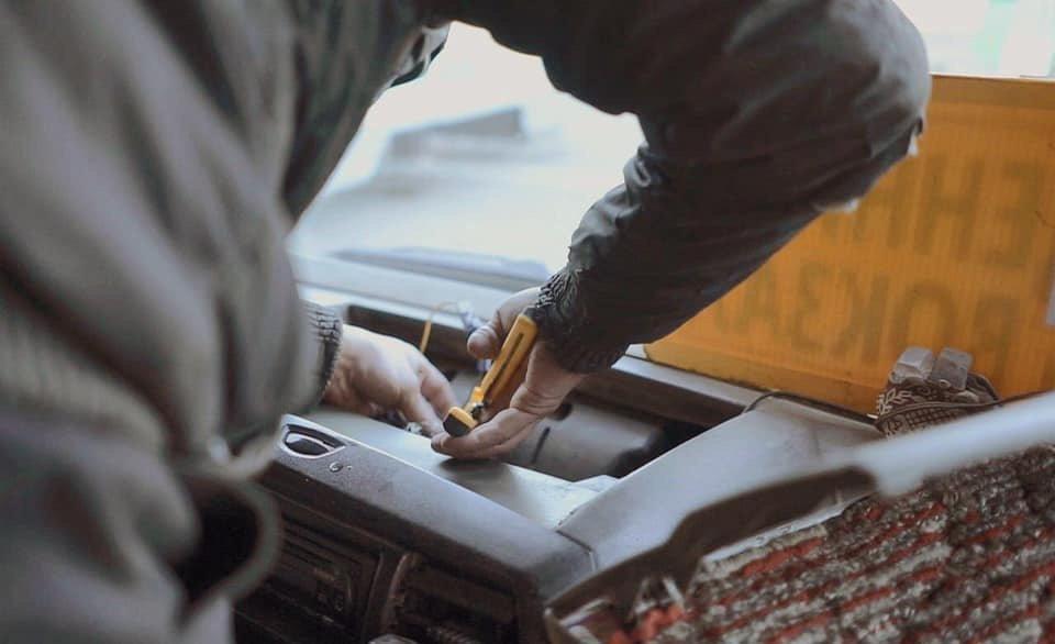 В Дружковке уже установили  GPS-трекеры на все трамваи. Заканчивают устанавливать их на автобусы, фото-2