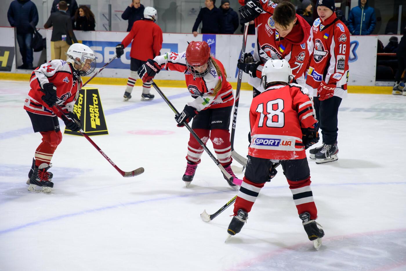 Дружковка: На ледовой арене «Альтаир» звёзды хоккея провели тренировку и мастер-классы для всех желающих (ФОТО), фото-4