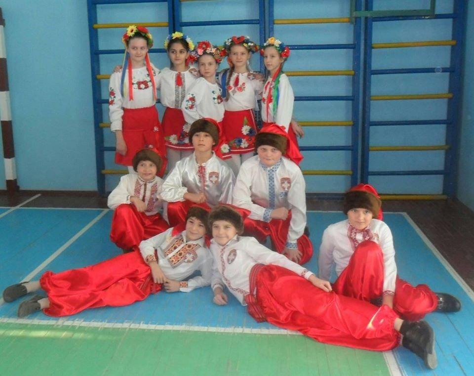 Дружківка: У школі №12 визначилися призери конкурсу строю та пісні (ФОТО), фото-4
