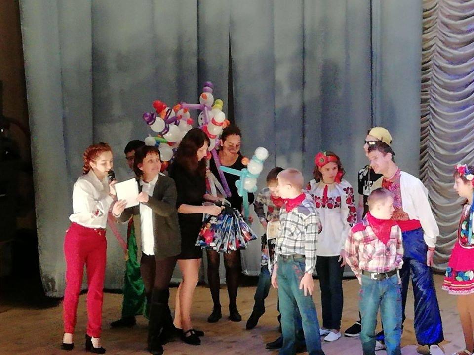 В Дружковке прошел фестиваль творчества для детей с инвалидностью «Первая снежинка» (ФОТО), фото-2