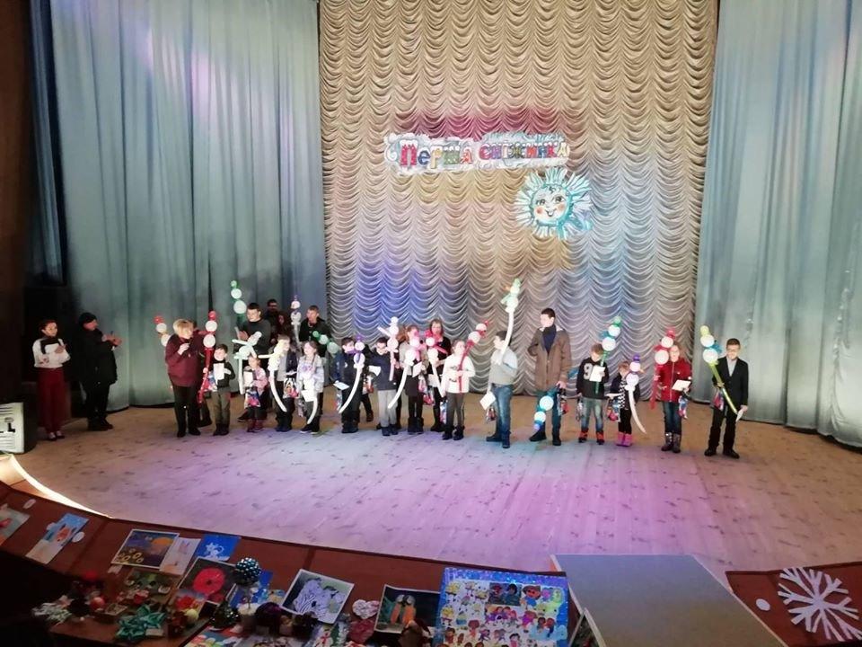 В Дружковке прошел фестиваль творчества для детей с инвалидностью «Первая снежинка» (ФОТО), фото-3