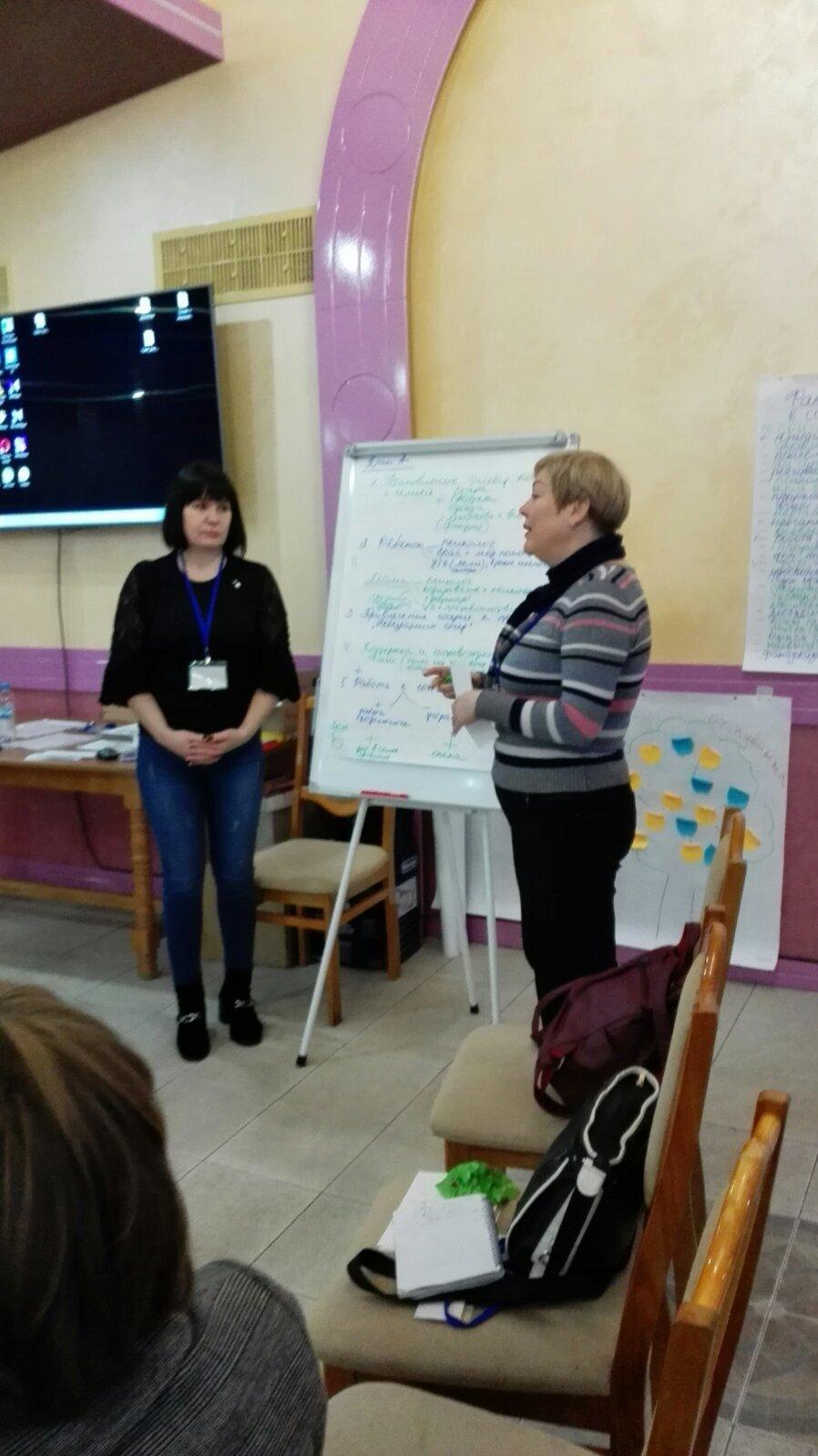 В Дружковке три дня изучали современные методы планирования социальных услуг, фото-2
