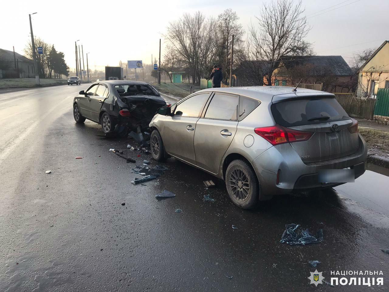 В Дружковке в автомобильной аварии сегодня утром пострадала женщина-водитель (ФОТО), фото-1
