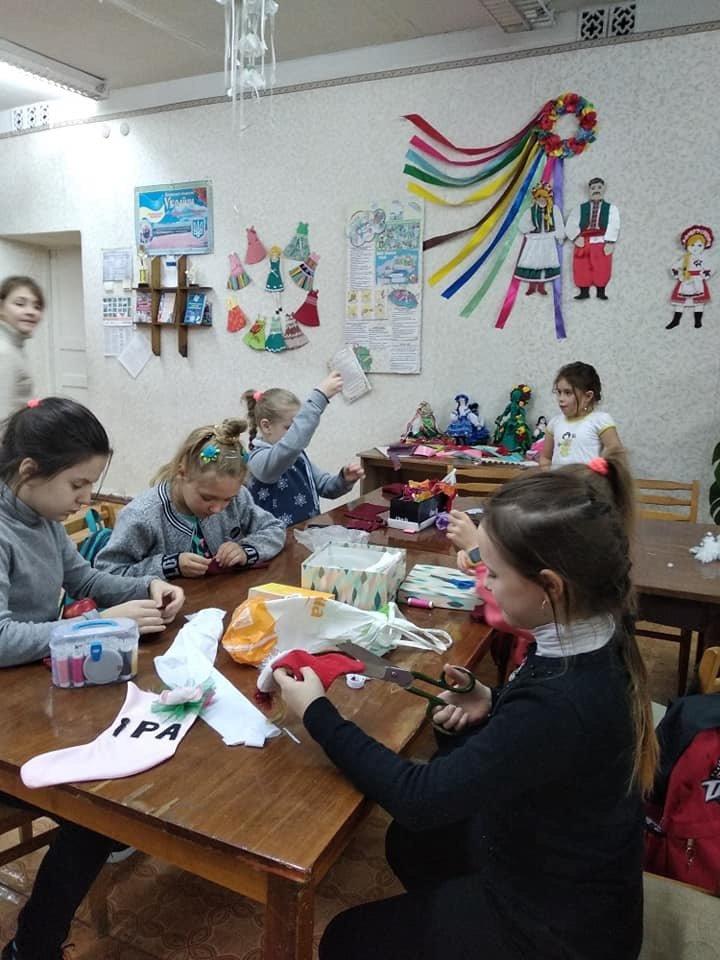 В Дружковском ЦДЮТ в эти дни работают мастерские Святого Николая (10 ФОТО), фото-1