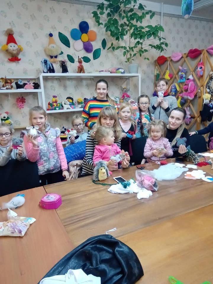 В Дружковском ЦДЮТ в эти дни работают мастерские Святого Николая (10 ФОТО), фото-6