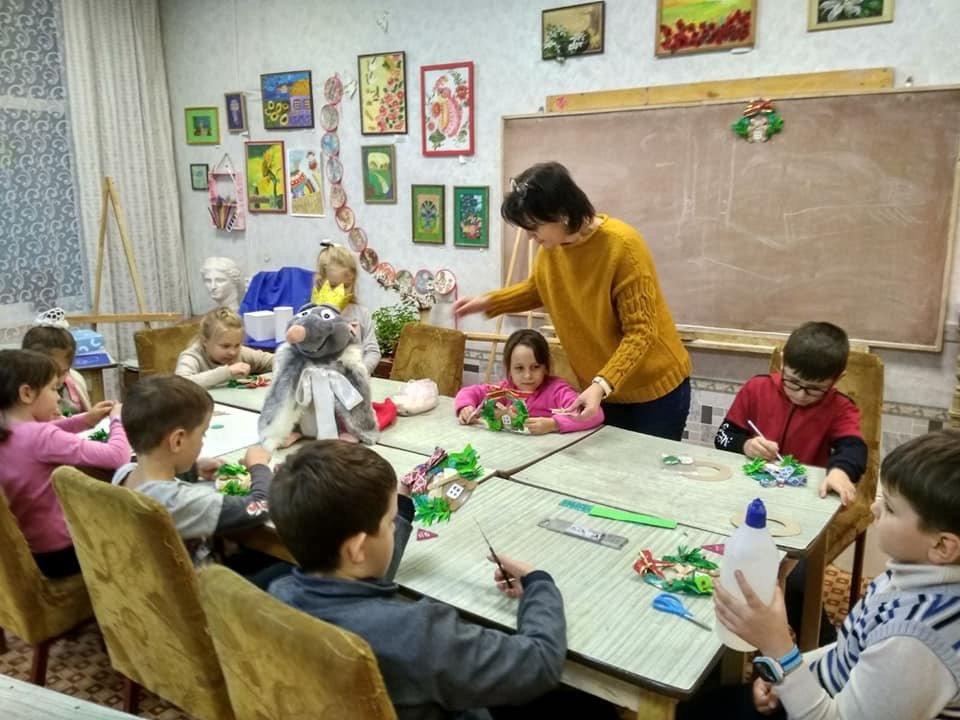 В Дружковском ЦДЮТ в эти дни работают мастерские Святого Николая (10 ФОТО), фото-2