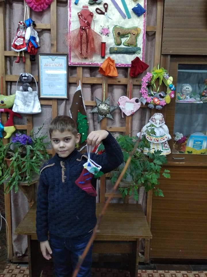 В Дружковском ЦДЮТ в эти дни работают мастерские Святого Николая (10 ФОТО), фото-3