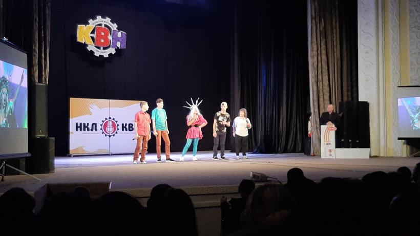 Команда Дружковского детского дома-интерната «зажгла» на областном КВНе (ФОТО), фото-1