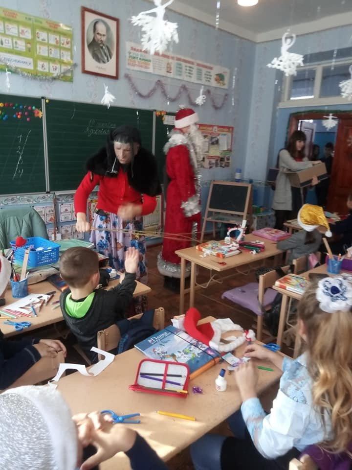 У школах та дитячих садках Дружківки весело відсвяткували День Святого Миколая (18 ФОТО), фото-9