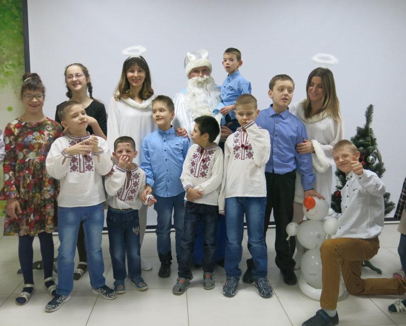 У школах та дитячих садках Дружківки весело відсвяткували День Святого Миколая (18 ФОТО), фото-14