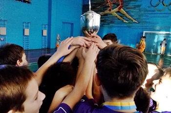 ФК «Дружковка» стал серебряным призером областного турнира по футзалу, фото-1