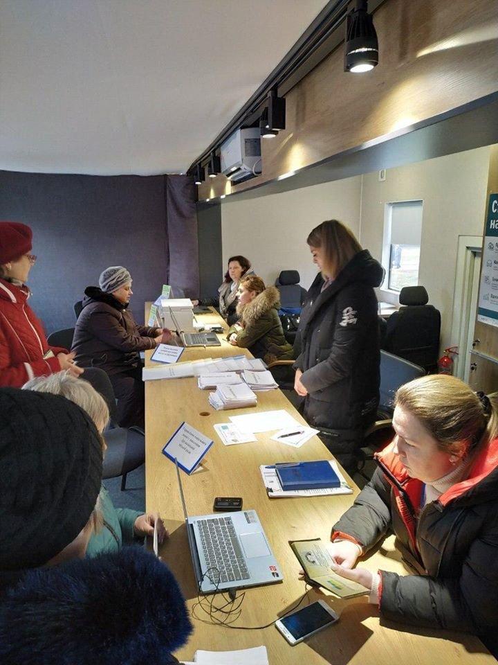 В Дружковке за два дня в Мобильный офис обратилось более семидесяти человек, фото-2