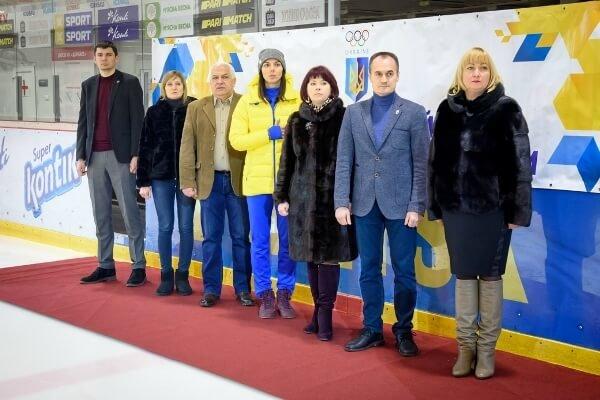 Свято Олімпійського прапора відбулося на льодовій арені Дружківки (ФОТО), фото-3