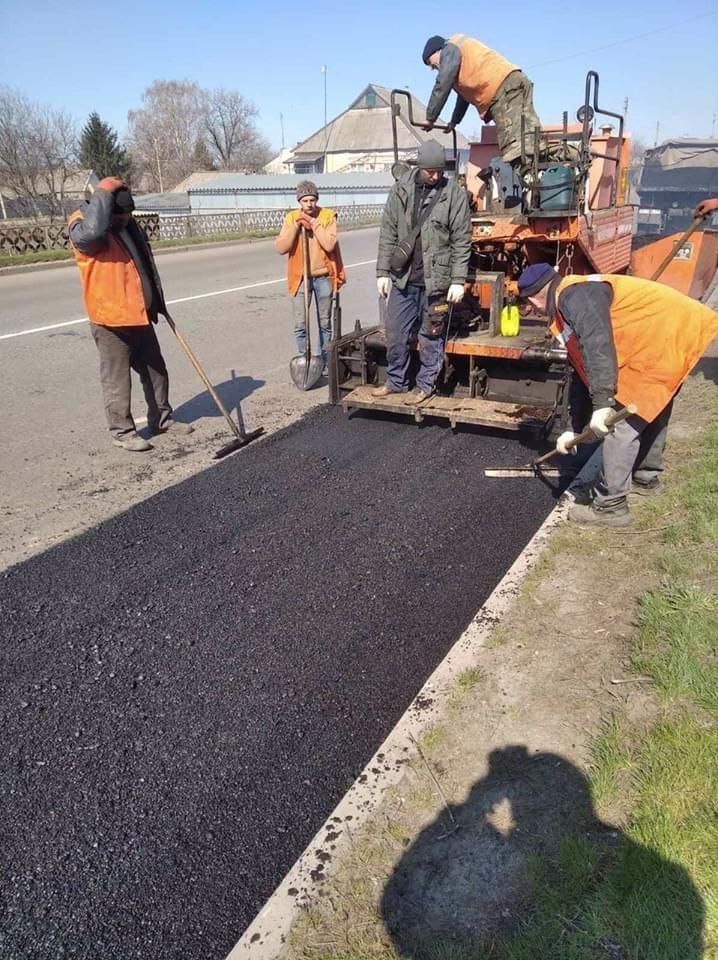 У Дружківці відзвітували про завершення поточного ремонту на трьох автошляхах міста (ФОТО), фото-5