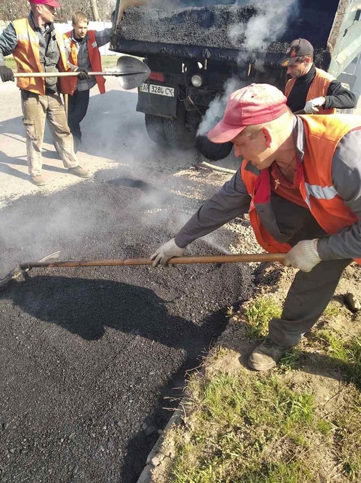 У Дружківці відзвітували про завершення поточного ремонту на трьох автошляхах міста (ФОТО), фото-1