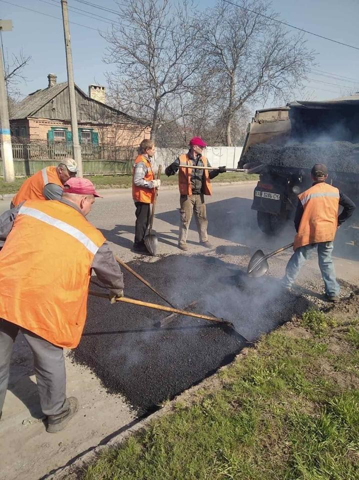 У Дружківці відзвітували про завершення поточного ремонту на трьох автошляхах міста (ФОТО), фото-2