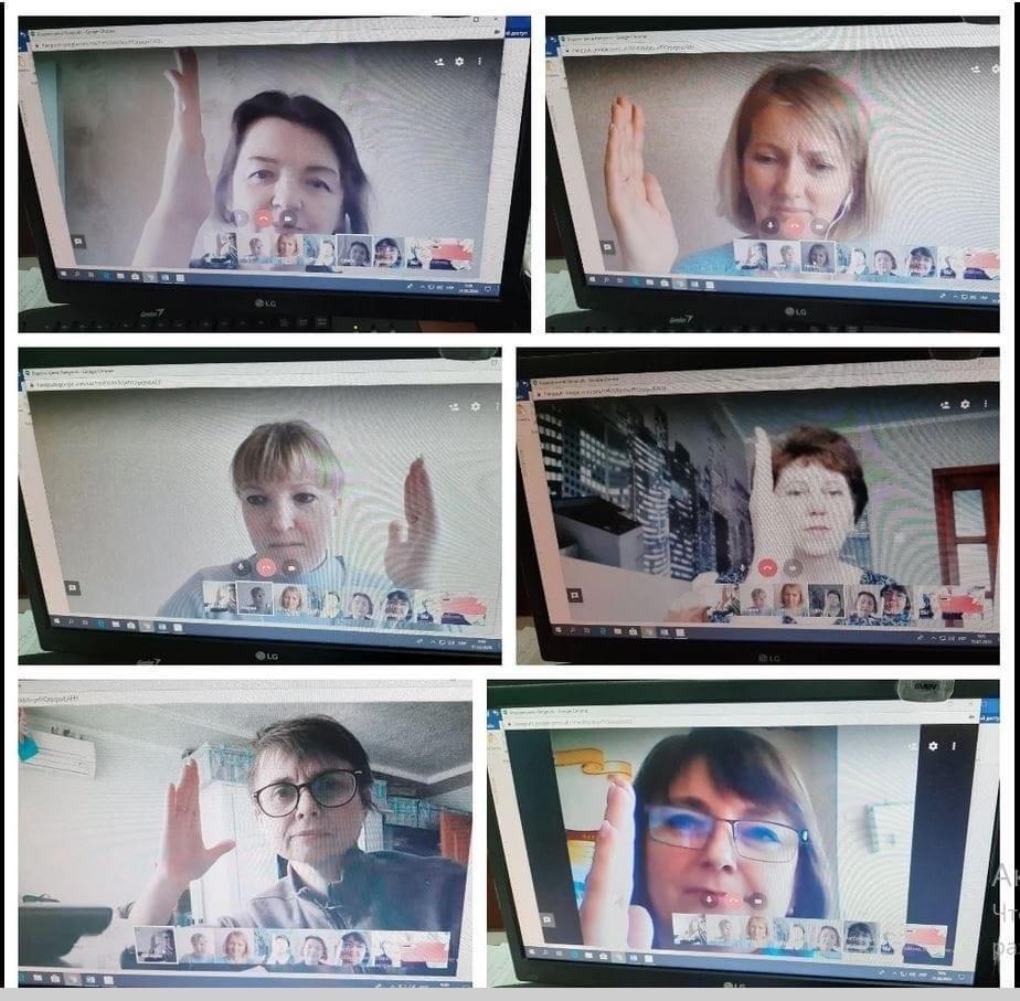 Дружківка: Вчителі школи №17 пройшли атестацію в режимі онлайн, фото-1