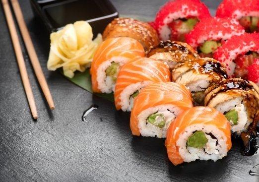 Як обрати низькокалорійні суші?, фото-1