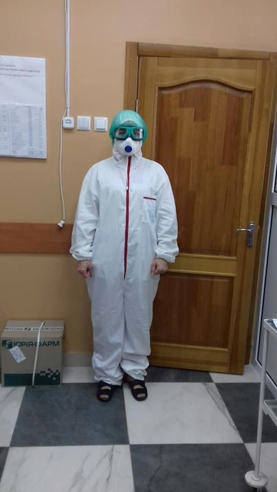 Дружківка отримала спеціальні медичні костюми для захисту від коронавірусної інфекції, фото-1