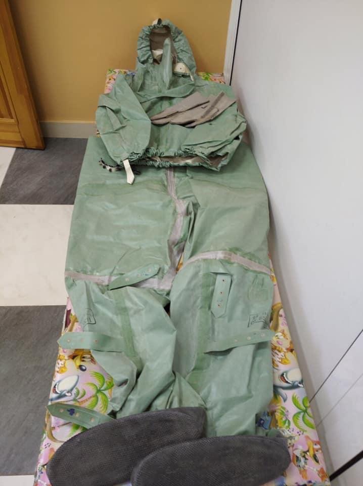 Яке медичне обладнання та засоби захисту надійшли до Дружківки останнім часом (ФОТО), фото-6
