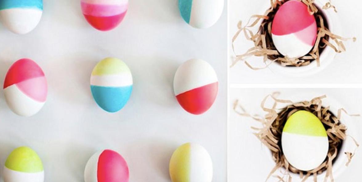 Як прикрасити великодні яйця. Натуральні барвники, розпис та цукрова пудра, фото-2