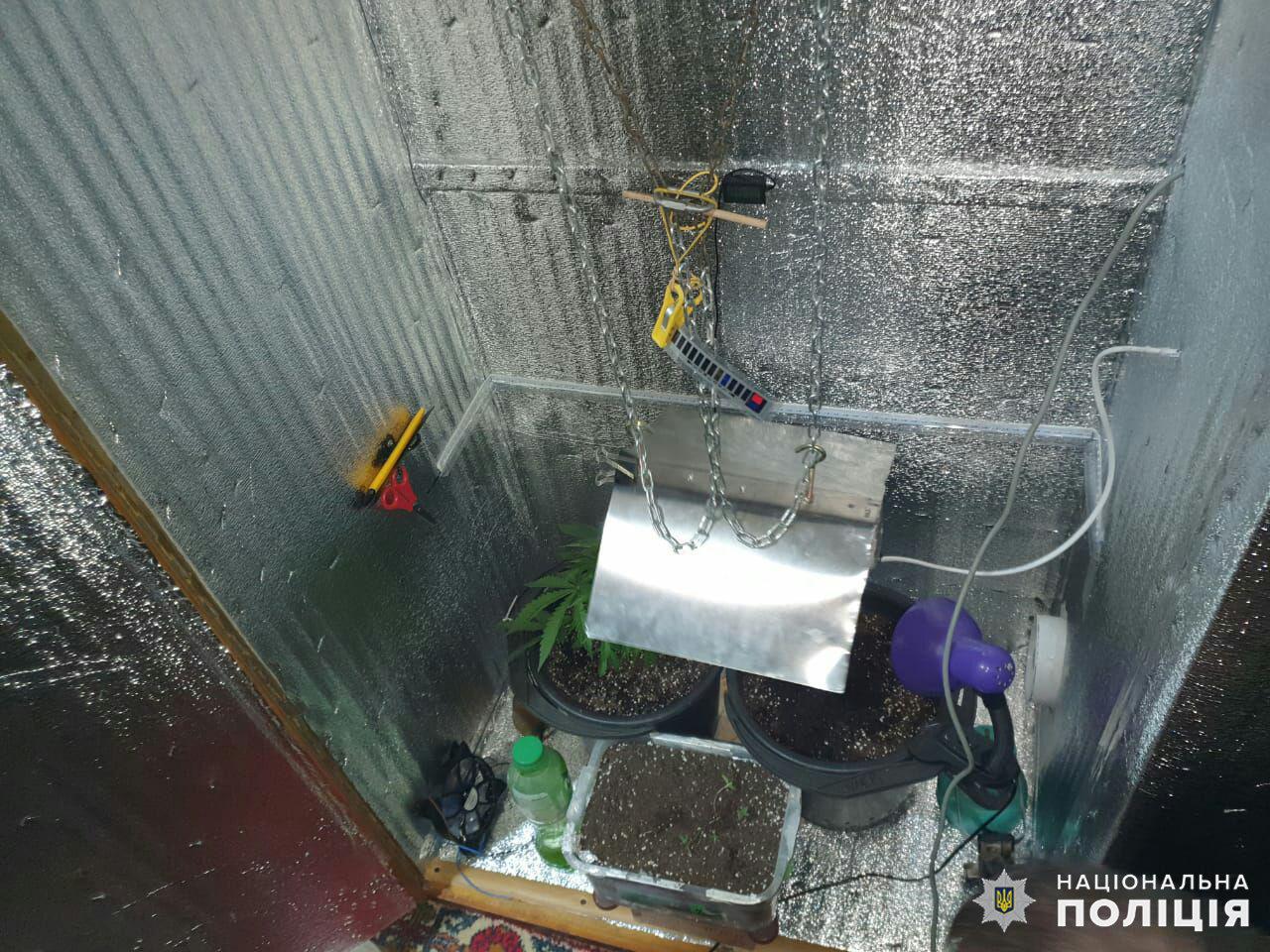 У Дружківці виявили міні-лабораторію з виготовлення наркотиків. Збутчика зілля затримано, фото-2