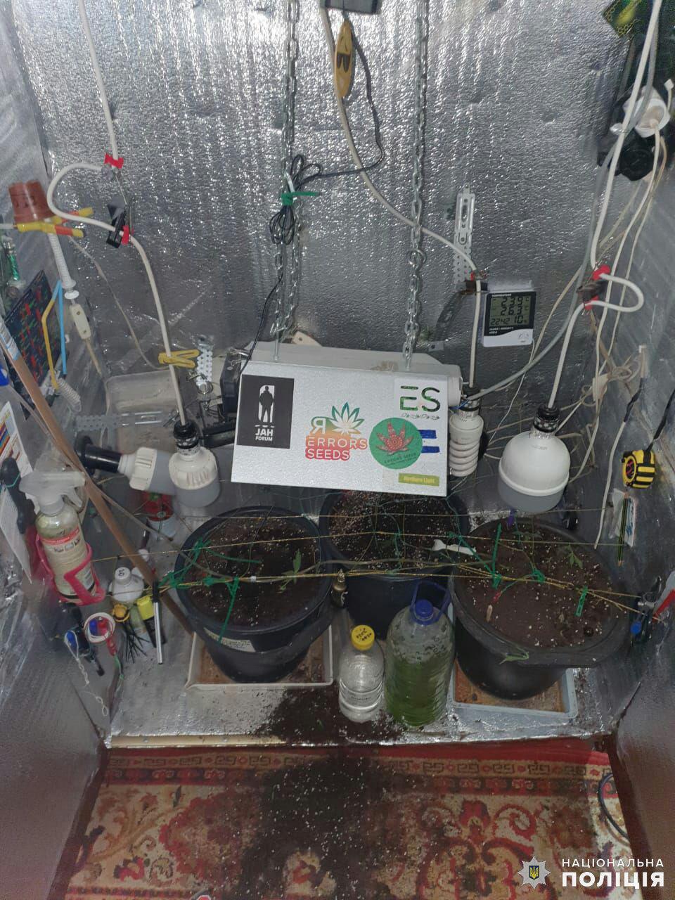 У Дружківці виявили міні-лабораторію з виготовлення наркотиків. Збутчика зілля затримано, фото-3