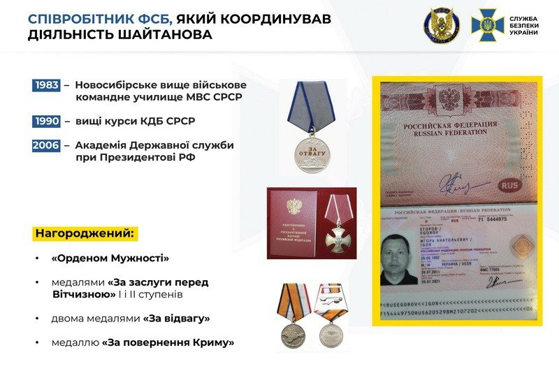 BILD: арест генерала Шайтанова СБУ - сильный удар по путинской террористической сети в Европе, фото-8