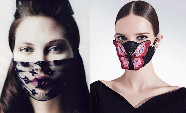 Маски-шоу-2020: Як в Дружківці та у світі медичні маски перетворилися у модний тренд (ФОТО), фото-19