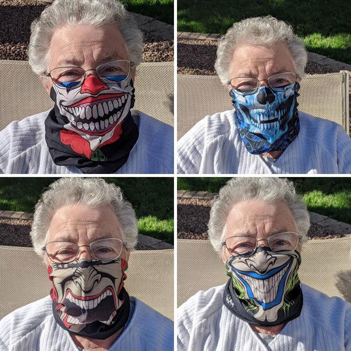 Маски-шоу-2020: Як в Дружківці та у світі медичні маски перетворилися у модний тренд (ФОТО), фото-17
