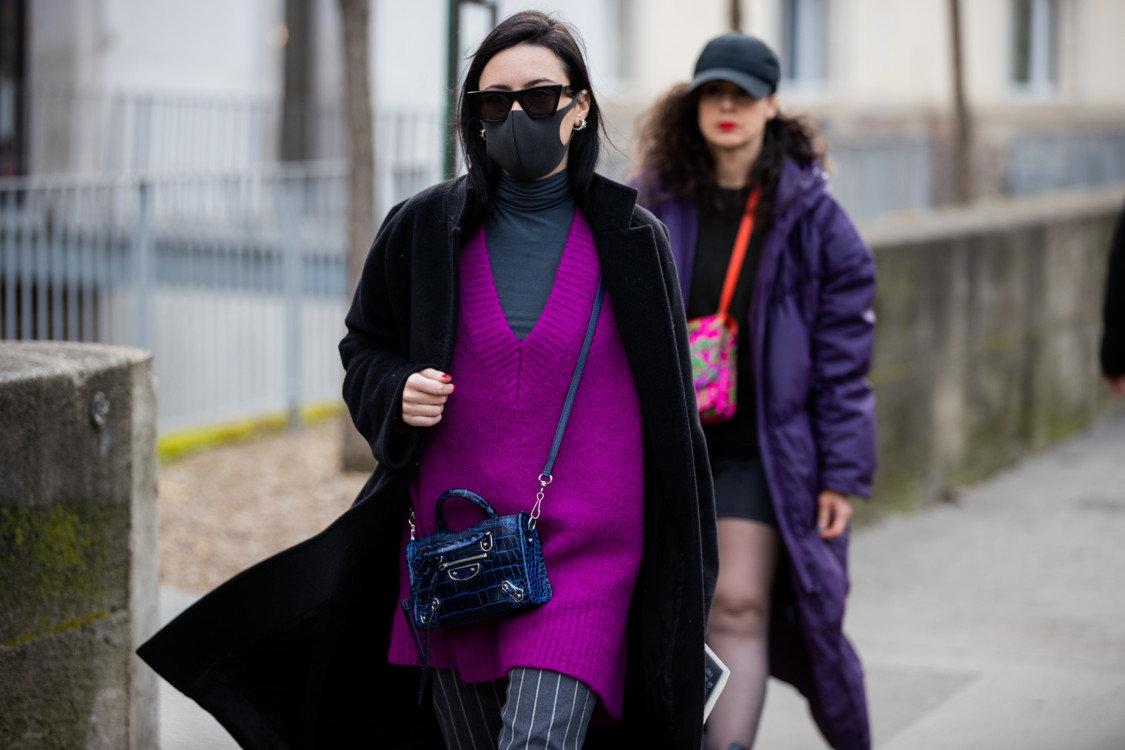 Маски-шоу-2020: Як в Дружківці та у світі медичні маски перетворилися у модний тренд (ФОТО), фото-10