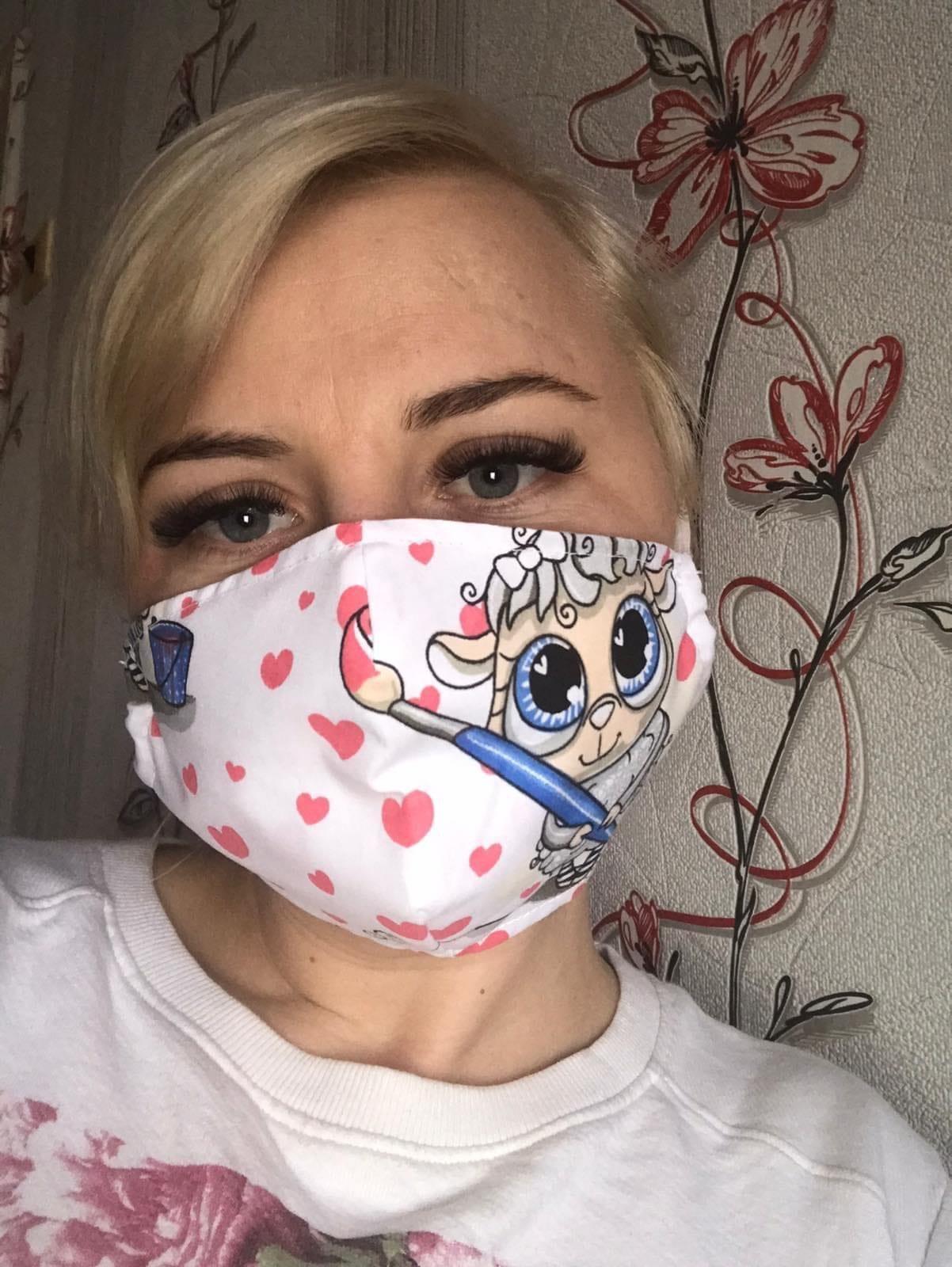 Маски-шоу-2020: Як в Дружківці та у світі медичні маски перетворилися у модний тренд (ФОТО), фото-4