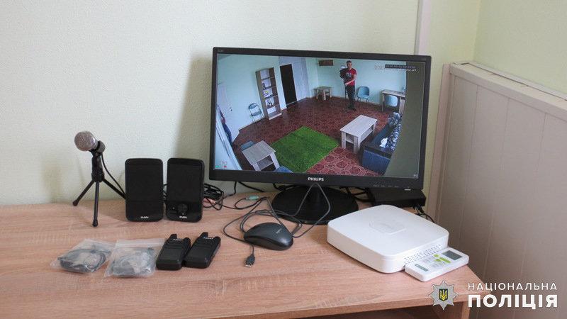 Дружківка: У відділенні поліції сьогодні відкрили «зелену» кімнату (ФОТО), фото-3