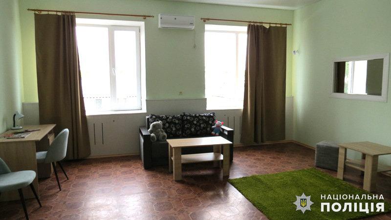 Дружківка: У відділенні поліції сьогодні відкрили «зелену» кімнату (ФОТО), фото-4