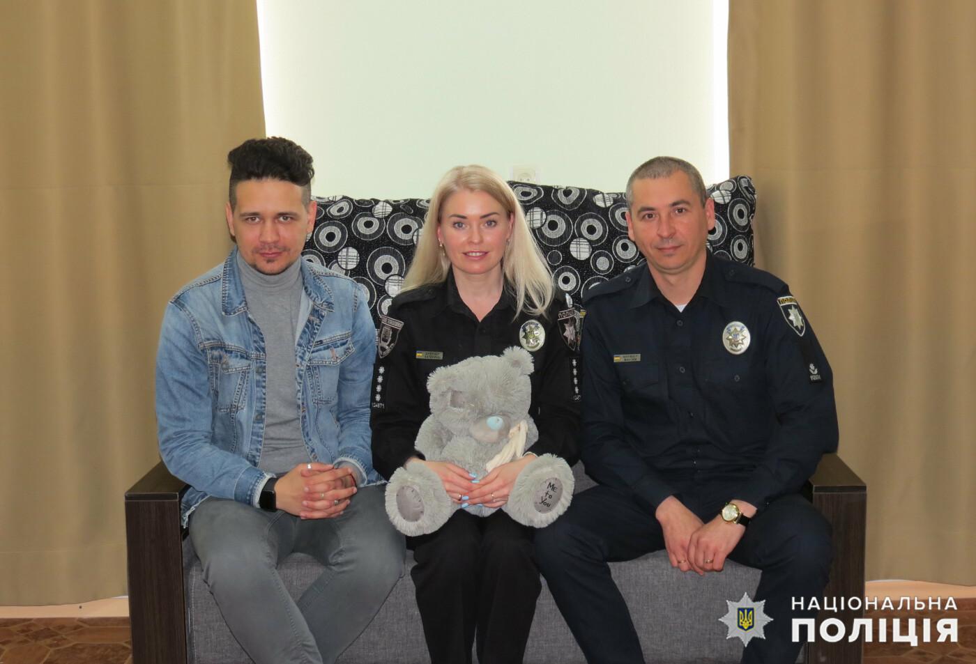 Дружківка: У відділенні поліції сьогодні відкрили «зелену» кімнату (ФОТО), фото-1
