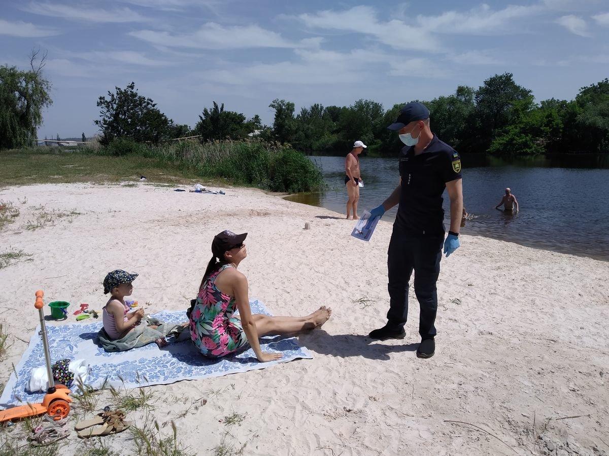 В Дружківці нагадали про правила безпеки під час відпочинку біля водойм (ФОТО), фото-2
