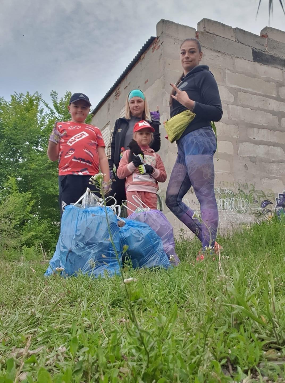 Плоггинг вместо джоггинга: В Дружковке эко-движение набирает обороты (ФОТО), фото-2