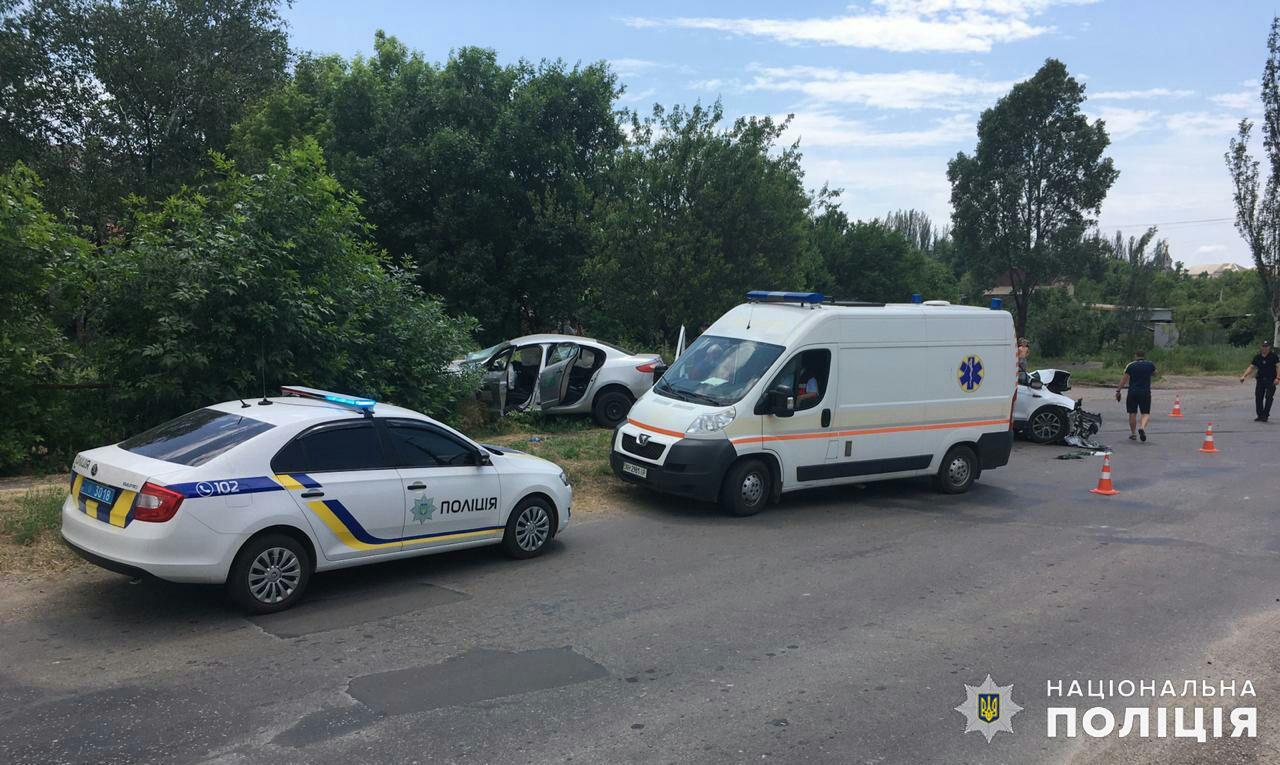 У вихідні в Дружківці сталося дві автомобільні аварії (ФОТО), фото-3