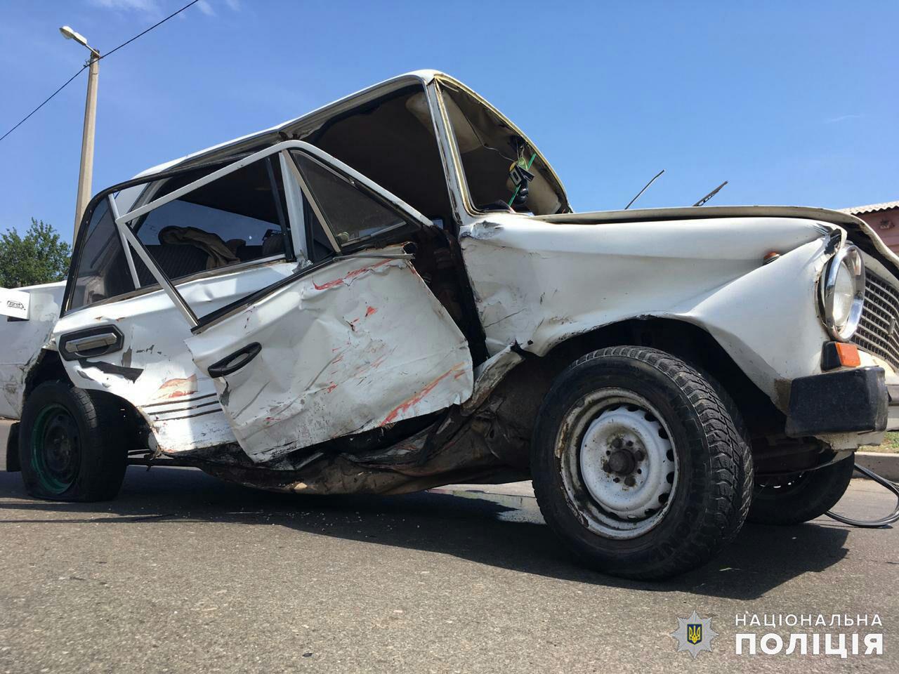У вихідні в Дружківці сталося дві автомобільні аварії (ФОТО), фото-1