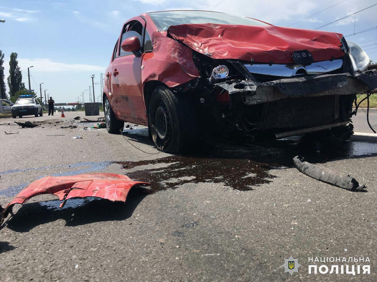 У вихідні в Дружківці сталося дві автомобільні аварії (ФОТО), фото-2