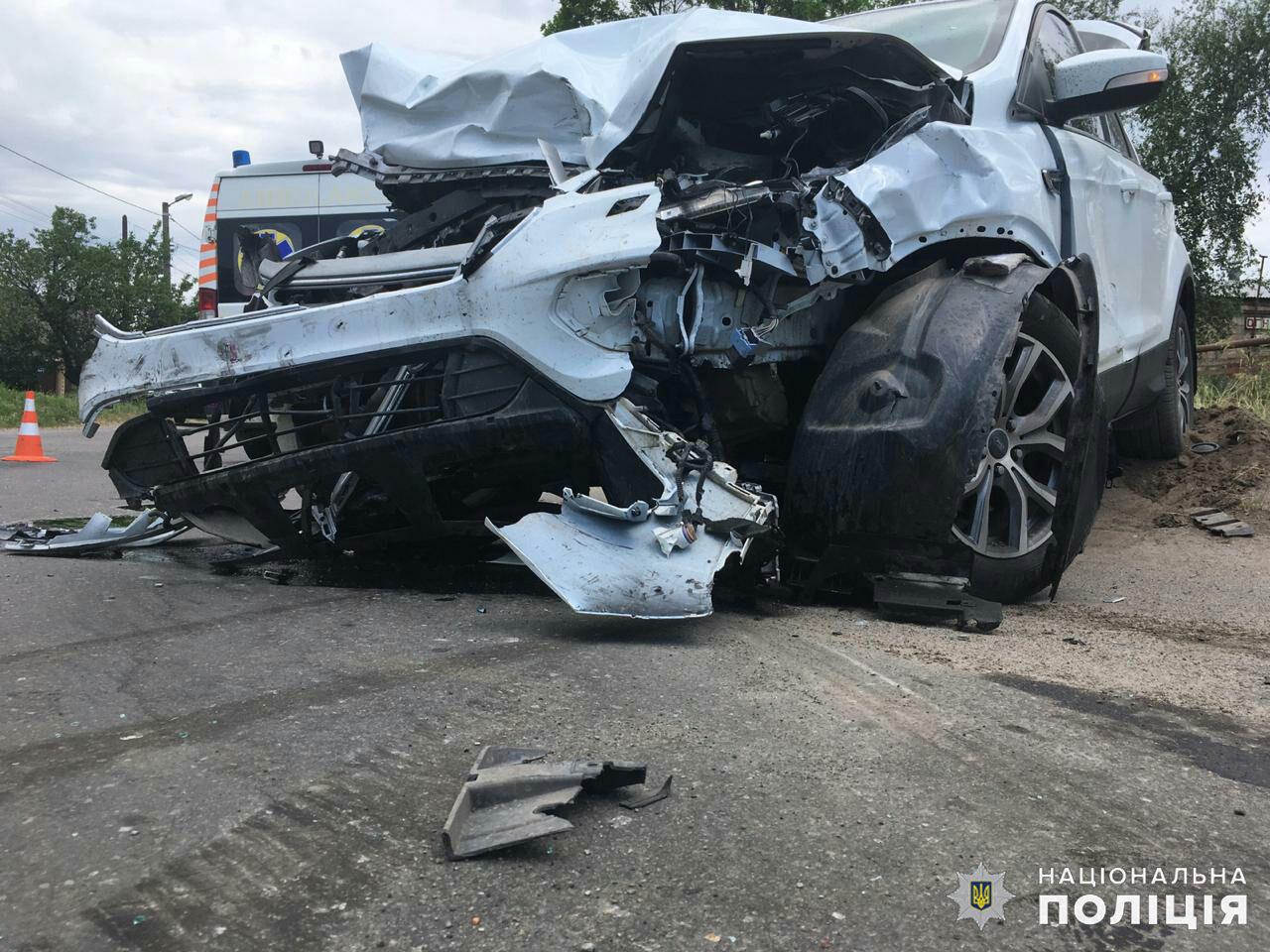 У вихідні в Дружківці сталося дві автомобільні аварії (ФОТО), фото-4